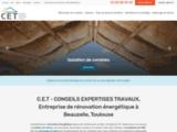 Entreprise rénovation énergétique Beauzelle