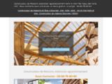 Constructeur de maisons à bourges en bois