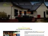 Construction de maison en bois à Longué (49) | AFE CONSTRUCTEUR BOIS