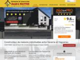 André Matter - Constructeur de maisons à Saverne
