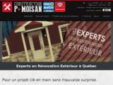 Revêtement Extérieur Québec - Déneigement Toiture Québec