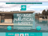 Rivage, conçoit et commercialise des constructions flottantes