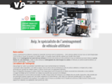 AVIP aménagement véhicules utilitaires