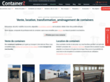 Vente Location containers Marseille Le Havre