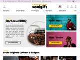 Gadgets et Idées Cadeaux Originaux | CoolGift.com