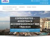 Assistance copropriété et des résidents de la côte d'azur, accompagnements et support des travaux