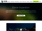Coral Guardian - Conservation des récifs coralliens