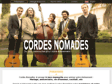 cordes,nomades,jazz,groupe,montpellier,mariages,cocktail,manouche
