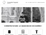 Magicien Lyon - Magicien Corentin Fayard
