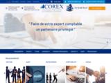 Corex expert comptable, audit, conseil creation entreprise Lille, Nord (59)