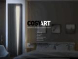 COSY-ART : Une gamme complète de chauffages, radiateurs, convecteurs économiques et décoratifs: alliez luxe, confort et économies d'énergie