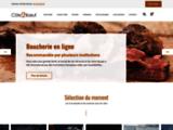 Cote2boeuf.fr, boucherie en ligne