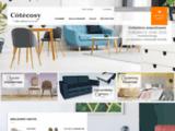 Mobilier design et Vente privée Côtécosy
