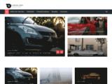 Site d'actualités sur l'automobile