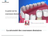 Types et installation des couronnes dentaires