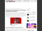 Courroie de distribution - Informations utiles changement courroie de distribution