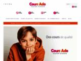 Site internet Cours-Ado