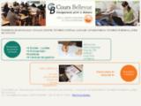 Prestations de services pour concours et formations à distance - Cours Bellevue
