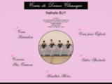 Cours de Danse Classique Nathalie BUY : Accueil