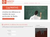 Cours de mathématiques - perfectionnement et soutien - stages intensifs et cours annuels - Toulouse, Paris