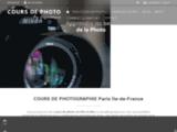 Cours de photographie, apprendre à utiliser son reflex avec des cours de photo ludiques