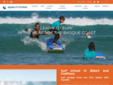 Ecole de Surf Bidart Guéthary - Aquality School