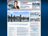 Agent immobilier et courtier immobilier remax à Montreal, Quebec