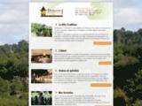 Hotel sarlat et Chambres d'hotes sarlat et gite de charme Sarlat en Dordogne Périgord à la ferme auberge de la Rhonie à Meyrals,