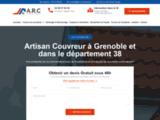 Couvreur à Grenoble et dans le département 38