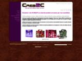 Crea2C, création d'objets promotionnels sur mesure
