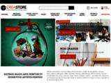 Creastore : Materiel Beaux-arts, peinture, dessin, loisirs créatifs, fournitures artistiques