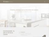 Création, aménagement et décoration de cuisine
