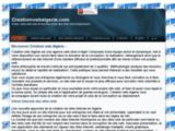 Création site web algérie conception réalisation site internet Alger