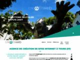 Creatis'web | Sites internet, Création graphique, référencement et hébergement professionnel à Tours (37)