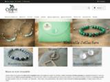 Les bijoux fantaisie de Créative Perles