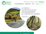 Protection et amélioration de l'environnement [ Conseil régional de l'environnement du Centre-du-Québec ]
