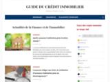 Guide du crédit immobilier - Un site utilisant WordPress