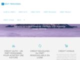Crédit personnel : simulation de prêt personnel, crédit auto moto
