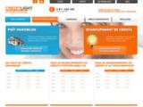 Crédit consommation – Crédit immobilier – Rachat de crédit] Créditlight.com, le crédit personnel au meilleur taux
