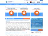 Crédit immobilier et rachat de crédit aux Meilleurs Taux.