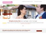 Blog mariage sécurisé : partage photos de mariage privé