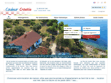 Location maisons appartements en Croatie