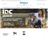 Accessoires et croquettes pour chiens - CROQ.FR