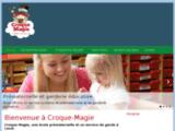 Croquemagie  |  École prématernelle et service de garde à Laval