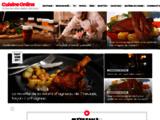 Site dédié aux passionnés de la cuisine