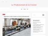 Le Professionnel de la Cuisine -