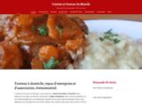 Cuisines et saveurs du monde : traiteur à domicile Auvergnat - événementiel, repas d'entreprise