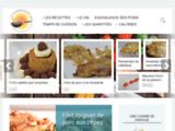 la cuisne à la maisonCuisine maison.net, la cuisine et les recettes maisons - cuisinez et échangez avec les recettes de Pascal