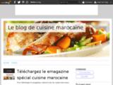 Le blog de cuisine marocaine