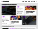 Culture Banque - L'information des banques en ligne